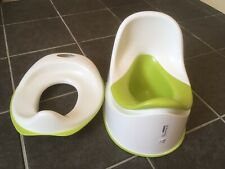 Ikea Lockig Anti Slip Potty with removable inner & Tossig Toilet Trainer Seat