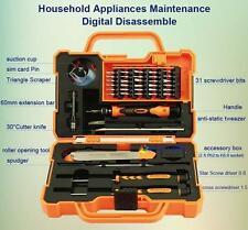 New 45 In 1 Screwdriver Repair Opening Tools Set Kit Pry for Pad Mobile Phone UP