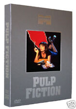 """PULP FICTION"" - DVD Box Set - Special Edition 2 Disc version - RARE & DELETED"