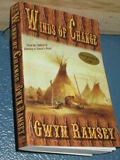 Winds of Change by Gwyn Ramsey (SIGNED COPY) COMBINE SHIPPING 9781932695878