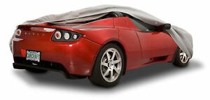 Covercraft NOAH All Weather CAR COVER 2008 to 2011 Tesla Roadster *WITH OPENINGS