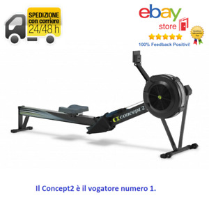 Concept2 Rowerg standard Indoor Mod.D PM5 vogatore con monitor PRONTA CONSEGNA