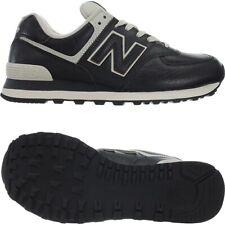 New Balance ML574 Schuhe grün rot