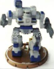 MechWarrior Miniature Loki HBR-V4-H Wolf's Dragoons Gold Base Promo Wizkids #071