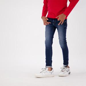 VINGINO Jungen Skinny Fit Jeans Hose ENNIO cruziale dark Gr.128-176