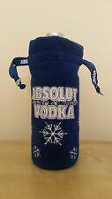 ABSOLUT VODKA CHRISTMAS BAG & SKIN LIMITED EDITION RARE for 700 ml BOTTLE