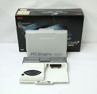 PC Engine Interface Unit TurboGrafx Turboduo NEC Game Console IFU-30 Boxed