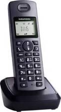Grundig D1115 Schnurlostelefon mit Anrufbeantworter Zum Top