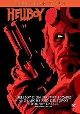 Hellboy (DVD, 2004, 3-Disc Set, Directors Cut)