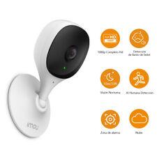 Imou Vigilabebes Cámara de Vigilancia Bebés 1080P WiFi Interior Detección Humana