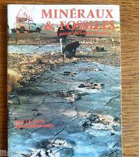Minéralogie  REVUE MINERAUX ET FOSSILES N° 18  Dinausaures Zéolithes Les Faluns