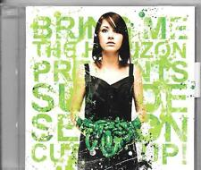 2 CD ALBUM 24 TITRES--BRING ME THE HORIZON--SUICIDE SEASON--CUT UP--2009