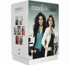 Rizzoli & Isles - The Complete Series Seasons 1-7 DVD Box Set
