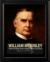 William McKinley #3 campaign poster 1896 Our Home Defenders