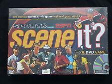 BRAND NEW & Sealed - SCENE IT? SPORTS Premiere Sports Trivia DVD Game, 2005 ESPN
