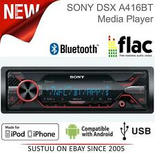 Sony Car Stereo Player│Media Receiver│Mechless Radio│USB/AUX-in│MP3│Bluetooth