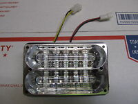 Whelen 400 Series Freedom Super LED Lighthead Part # 02-0364528215B 6X6RA