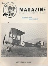 THE IPMS MAGAZINE,BY MODELLERS FOR MODELLERS-3 1966 ISSUES