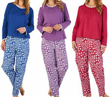 Ladies Womens 100/% Pure Cotton Jersey Pyjamas Short Sleeved Floral Pjs 12-26