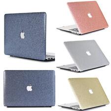 """Brillant Bling Cuir Housse Coque Etui pr MacBook Pro Air 11"""" 13"""" 15"""" Retina 12"""""""