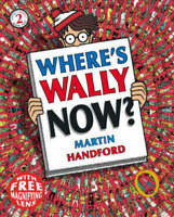 Where's Wally?: Where's Wally now? by Martin Handford (Paperback) Amazing Value
