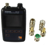 2019 KVE520A VHF/UHF Color Graphic Vector Impedance Antenna Analyzer Ham Radio