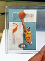 2002-03 Very Rare Fleer Box Score 1st Edition KOBE BRYANT #12CM Limited 49/100