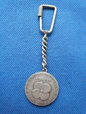 keychain key holder TABLE TENNIS WORLD CHAMPIONSHIP 1981 SPENS 81 Novi Sad YUG