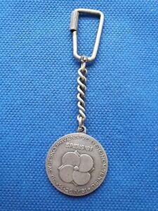 keychain key holder TABLE TENNIS WORLD CHAMPIONSHIP 1981 SPENS 81 Novi Sad YUG