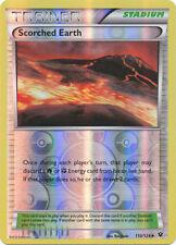 Scorched Earth - 110/124 - Uncommon - Reverse Holo -(x1)- Xy Fates Collide - Nm-