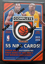 Panini Complete Basketball NBA 2015-16 Blaster Box
