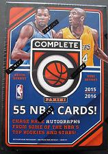 Panini Complete Basketball NBA 2015-16 Blaster Box