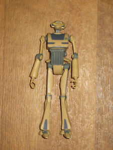 "Star Wars Clone Wars TX-20 TA-175 Tactical Droid 3.75"" Action Figure Rare"