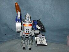 Transformers G1 Galvatron  Complete 1986