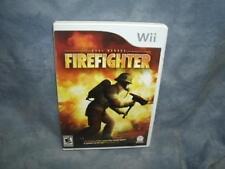 Real Heroes: Firefighter (Nintendo Wii, 2009)
