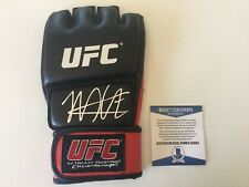 Khabib The Eagle Nurmagomedov Signed Autographed UFC Glove BECKETT BAS COA g