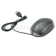 Cable USB Scroll Wheel Optical Mouse Para Computadora PC Laptop Alto Quanlity