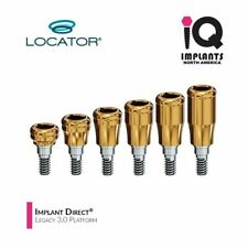 Zest LOCATOR® Classic Abutment IMPLANT DIRECT® Legacy 3.0 Platform, All Heights