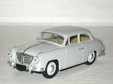 German 1954 Goliath GP700 2-doors Saloon Borgward 1/43 Handmade Kherson Model