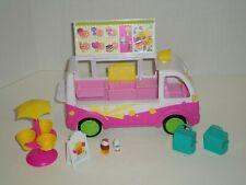 Shopkins Season 3 Food Fair Scoops Ice Cream Truck Euc Very Nice