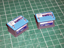 NEW BATTERY Decal set for 1/8 scale DeAgostini PORSCHE 911 CARRERA partwork
