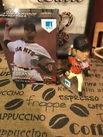 Ryan Vogelsong San Francisco Giants 2013 Bobblehead PG&E SGA w/Box New