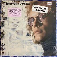 Warren Zevon – A Quiet Normal Life : Original 1986 Vinyl LP SEALED