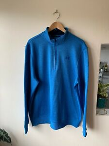Under Armour Storm / Cold Gear Pullover Size XL | Loose Top 1/4 Zip Coat UA 1/2