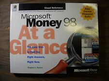 Microsoft Money 98 At a Glance, by Stephen L. Nelson. PB, 1997-weath and riches