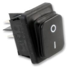 Interruptor Dpst Rocker Rocker conmutadores IP65 Negro-JD86078