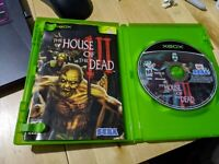 House of the Dead III (Microsoft Xbox, 2002)
