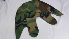 (1) US- Helmüberzug  sehr guter Zustand  Tarnmuster
