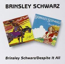 Brinsley Schwarz Brinsley Schwarz/Despite It All 2on1 CD NEW SEALED Nick Lowe