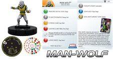 MAN-WOLF #009 #9 The Incredible Hulk HeroClix